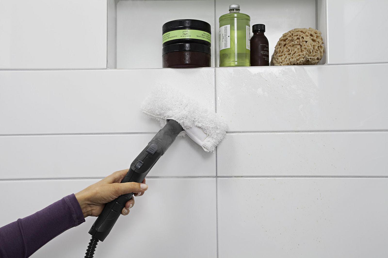 Парогенератор может помочь очистить швы